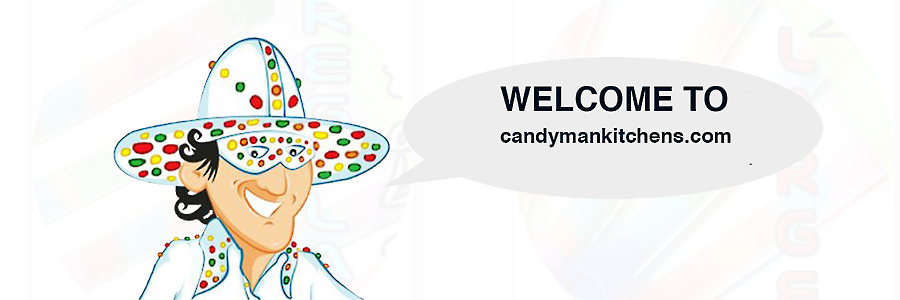 Home of Sandy Candy® Edible sand art™